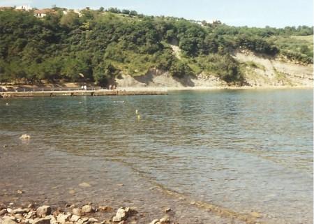 Slowenien Izola Meer Wasser Strand