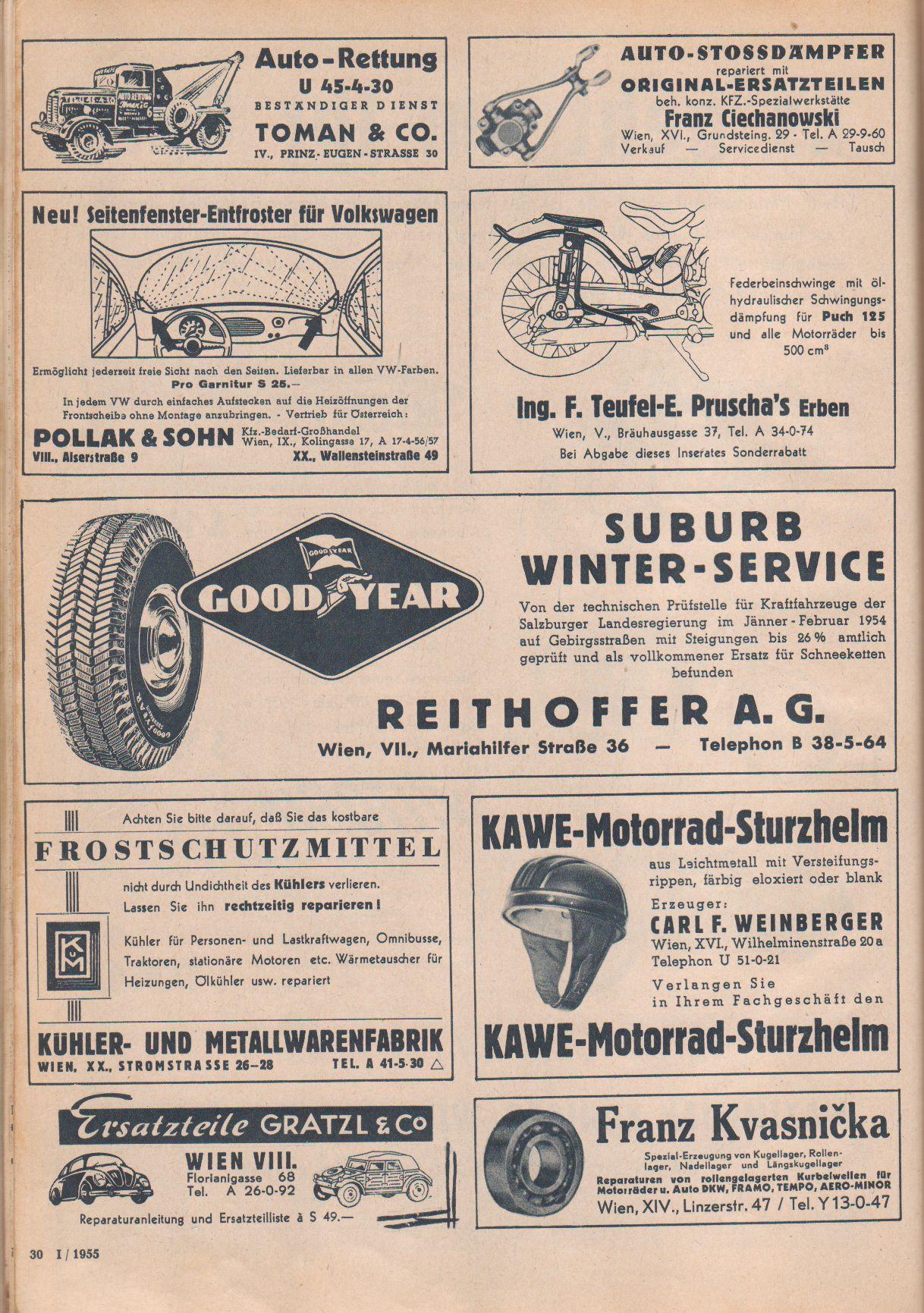 zeitung zeitschrift werbung anno 1955 und vw k fer griffel k ferblog. Black Bedroom Furniture Sets. Home Design Ideas