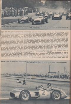 Mercedes-Benz W 196 R Rennwagen Juan Manuel Fangio Großer Preis Argentinien