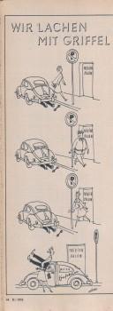 Griffel VW Käfer Zeichnung