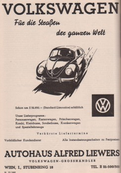 VW Autohaus Liewers