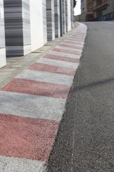 Formel 1 Grand Prix Rennstrecke Monaco