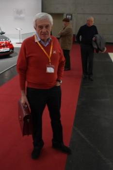 Vienna Autoshow 2013 Helmut Zwickl