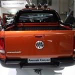 Vienna Autoshow 2013 VW Amarok Canyon
