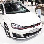 Vienna Autoshow 2013 VW Golf 7 GTI