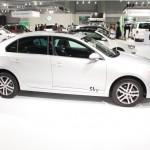 Vienna Autoshow 2013 VW Jetta Sky