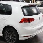 Vienna Autoshow 2013 Volkswagen Golf 7