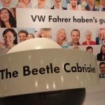 Vienna Autoshow 2013 VW Beetle Cabriolet