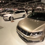 Vienna Autoshow 2013 VW Passat