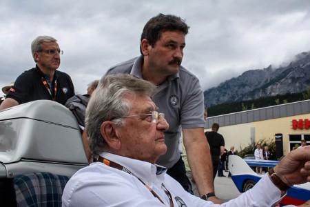 Hans Herrmann Rennfahrer Legende