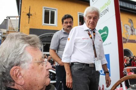 Hans Herrmann Markenbotschafter Mercedes-Benz