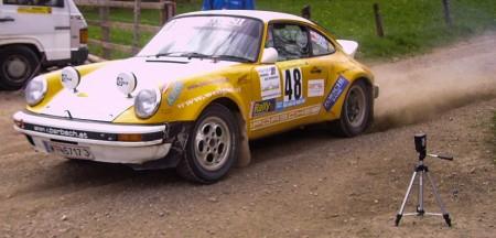 Porsche 911 Rallye