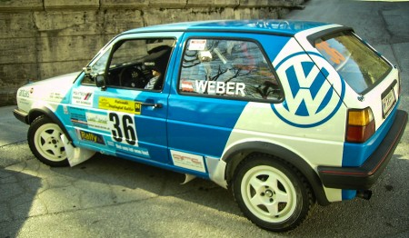 VW Golf II Rallye