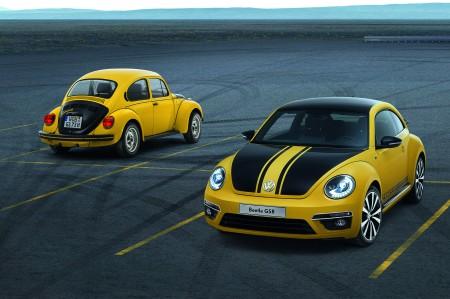 VW Beetle GSR – Gelb-Schwarzer-Renner