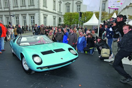 5. Schloss Bensberg Classics 50. Geburtstag Lamborghini Sportwagen