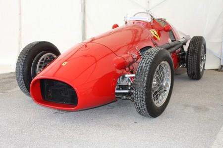 Ferrari Formel Rennwagen