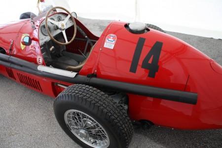 Ferrari Rennsportwagen