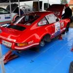 Rebenland Rallye Fahrerlager