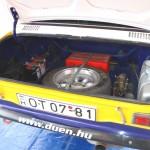 Rebenland Rallye Fahrerlager Ford Escort