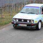 Rebenland Rallye Volkswagen Golf II