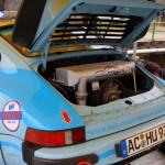 Rebenland Rallye 2013 Service Porsche 911 Motor