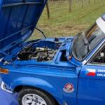Rebenland Rallye 2013 Service BMW 2002 Motor