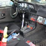 Rebenland Rallye 2013 Audi Quattro Innenraum