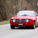Rebenland Rallye 2013 Alfa Romeo Giulia Sprint GT