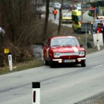 Rebenland Rallye 2013 Ford Escort Drift