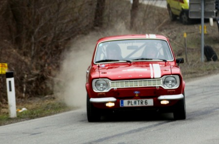 Rebenland Rallye Ford Escort Drift