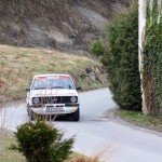 Rebenland Rallye 2013 historische Fahrzeuge