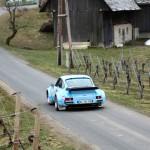 Rebenland Rallye 2013 Porsche 911 SP6