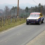 Rebenland Rallye 2013 Ford Escort