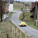 Rebenland Rallye Historische Rallyeautos