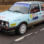 Rebenland Rallye 2013 VW Golf II