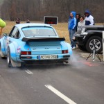 Rebenland Rallye Porsche 911 Start SP 9 Glanz