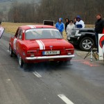 Rebenland Rallye historische historic Autos Car Start SP 9 Glanz