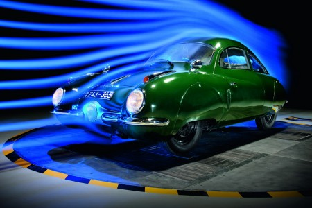 Rekordwert im Volkswagen Windkanal V2 Sagitta