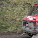 Lavanttal Rallye 2013 Autobianchi Abarth