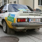 Lavanttal Rallye 2013 Opel Ascona