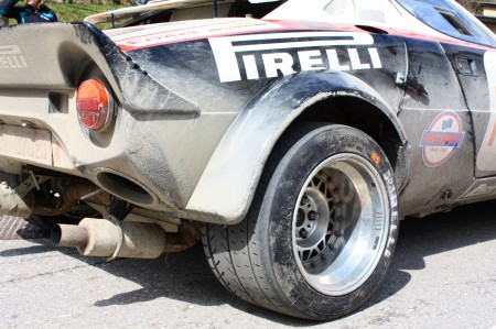 Historischer Staatsmeisterschaftslauf Lavanttal Rallye 2013 Fotos Videos SP 7