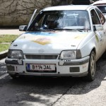 Lavanttal Rallye 2013 Opel Kadett