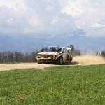 Lavanttal Rallye 2013 Audi Quattro S1 Walter Röhrl