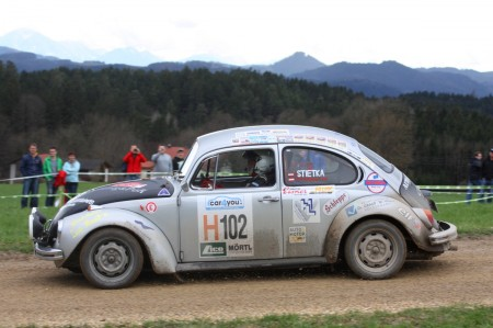 Lavanttal Rallye 2013 Fotos und Videos SP 9