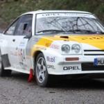 Lavanttal Rallye 2013 Opel Manta