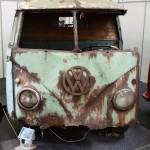 Motomotion 2013 VW Bus Kundendienst T1 Fund
