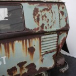 Motomotion 2013 VW Bus T1 Unfall Rost Blech