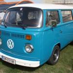 VW Käfertreffen Orth 2013 VW Bus