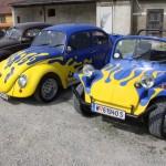 VW Käfertreffen Orth an der Donau 2013