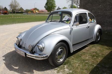 VW Käfertreffen Orth Silver Bug